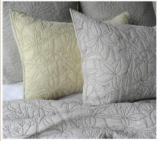 Bedspread set-Vintage Floral Patchwork Quilt-5PC set-Cotton-Hand Made-Queen