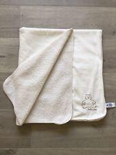 Baby Gap Blanket Fleece White 102cm x 78cm
