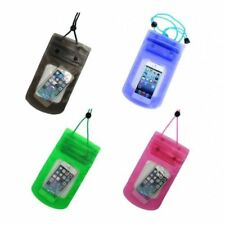 Transparent PVC Waterproof Dry Pouch Bags Case Cover For Mobile Phone Phones