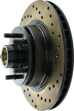 StopTech Disc Brake Rotor Front Left for Mustang / Comet / Country Squire
