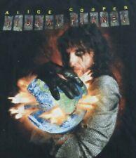 Alice Cooper Brutal Planet 2000 Concert Tour TShirt- Mens XL- Black