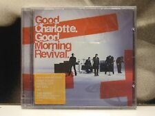 GOOD CHARLOTTE - GOOD MORNING REVIVAL CD NUOVO SIGILLATO NEW SEALED 2007