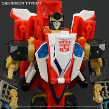 STORM JET Transformers Energon Combat complete 2004 Superion Powerlinx Combiner