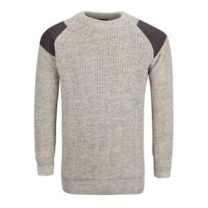 Harris Tweed Jumper, 100% British wool. Manufactured in England. Factory shop!
