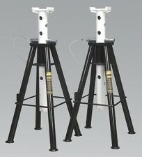 Sealey AS10H High Lift Axle Stands 10tonne Capacity per Stand