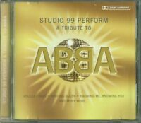 Abba - Studio 99 Perform A Tribute To Abba Cd Ottimo