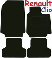 Renault Clio Tailored car mats ** Deluxe Quality ** 2009 2008 2007 2006