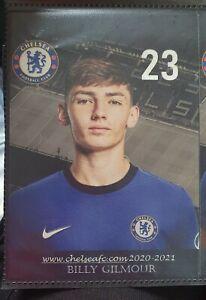 Chelsea - Gilmour - Autograph Card 20-21