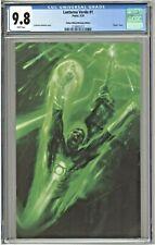 Lanterna Verde #1 CGC 9.8 Italian Museum Edition Variant Mattina Green Lantern