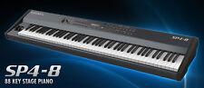 Kurzweil SP4-8 88-Key Stage Digital Piano with bonus KB88 Keyboard Bag