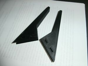 Paramotor Powered Paraglider Plastic Line Guides/Holders for PPG Trike or Quad