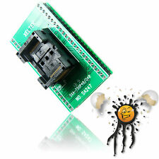 TSOP48 TO DIP48 ZIF Socket Konverter Modul Programmer RAM EMMC Flash Adapter 0,5