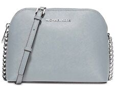 Michael Kors Cindy Large Dome Crossbody Bag Saffiano Leather