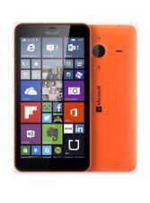 Microsoft Lumia 640XL Orange 8GB 4G Unlocked Smartphone Good Condition Warranty