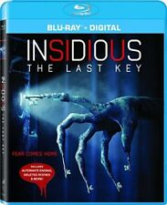 Insidious: The Last Key [New Blu-ray] Ac-3/Dolby Digital, Dolby, Subtitled, Wi