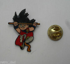Video Juego Dragonball (2) Vintage Metal Pin Insignia Pines Dragon Ball Z DBZ de cómic
