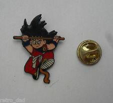 Video Juego Dragonball (2) Vintage Metal Pin Insignia Pines Dragon Ball Z DBZ de cómic