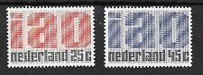 NETHERLANDS 5Oth ANNIVERSARY I.L.O. SET;SG1067/8 M/MINT 1969.