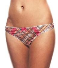 Panache Cleo Sadie Thong UK 12 Orange Multi EUR 38 USA Medium Aus 12 FR 40