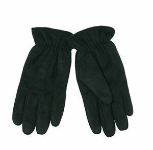 Isotoner Smartouch Men's Gloves A705M1 Black Ultra Soft Winter M, or L, New $55