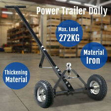 New 600Lb Heavy Duty Utility Hitch Trailer Mover Hitch Boat Camper Hand Dolly