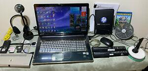 """HP HDX X18T-1200 CTO 8GB 18.4"""" Notebook PC ( NK146AV) Many Extras included!!"""