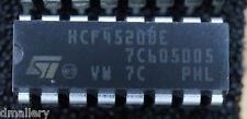 NOS ST HCF4520BE   qty 2   dip14                 Ship in USA tomorrow!