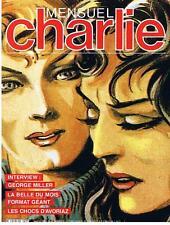 MENSUEL CHARLIE N° 12 INTERVIEW : GEORGE MILLER / CHOCS D'AVORIAZ MARS 1983 TBE