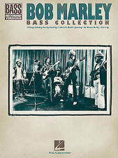 Bob Marley Bass Collection Reggae Guitar TAB Learn to Play Music Book