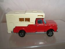 CORGI JUNIORS WHIZZWHEELS FORD CAMPER VAN IN USED CON'D SCROLL DOWN 4 PHOTOS
