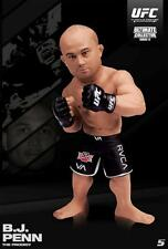 BJ PENN ROUND 5 ULTIMATE COLLECTORS SERIES 12 REGULAR EDITION ROUND 5 UFC FIGURE