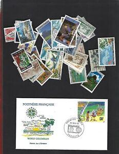 French Polynesia - Nice lot