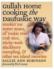 Gullah Home Cooking the Daufuskie Way: Smokin' Joe Butter Beans, Ol' '-ExLibrary