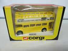 Corgi Double Decker Bus TDK 46930