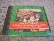 The Wonder of Christmas CD *NEW* Amy Grant B.J. Thomas White Heart David Meece