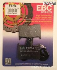 Suzuki GSX1400 (2001 to 2007) EBC Organic REAR Disc Brake Pads (FA254) (1 Set)
