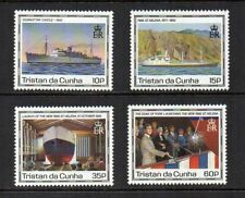 Tristan da Cunha - 1990, Maiden Voyage of 'St. Helena II', MNH
