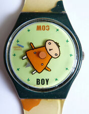 Montre SWATCH Swiss watch Datée 1999 COW BOY