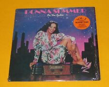 Philippines DONNA SUMMER Greatest Hits LP Record