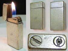 Briquet Ancien @ Myon King Flame @ Vintage gas Lighter Feuerzeug Accendino