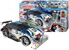 ERECTOR MECCANO TURBO RADIO CONTROLLED RALLY CAR PRO RACING 27MHZ NEW 2 MODELS
