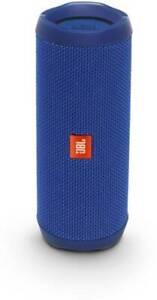 JBL Flip 4 16 W Portable Bluetooth Speaker  (Dark Blue, Stereo Channel)
