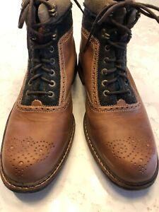 NWOB Mens Major Deegan Cole Haan Boot Size 11.5 M