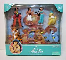 NEW Aladdin Jasmine Collectible Figures Set Disney Park Playset Cake Topper