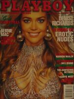 Playboy December 2004 | Denise Richards Tiffany Fallon       #8310