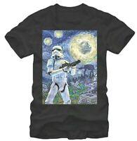 Star Wars Stormtrooper Starry Night T-shirt - NEW, Van Gogh Stormtrooper T-shirt