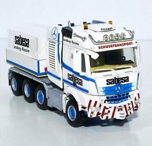 "Mercedes Arocs MP4 2.300MM stream space 8x6 ""Sabesa"" WSI truck models 01-3246"