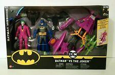 DC Comics Batman Missions Batman vs The Joker Helicopter Toy Set