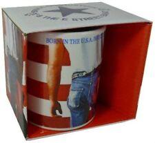 BRUCE SPRINGSTEEN - BORN IN THE USA - mok/beker/tas/mug/tasse - NEW=BOXED