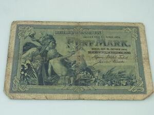 Reichskassenschein 5 Mark